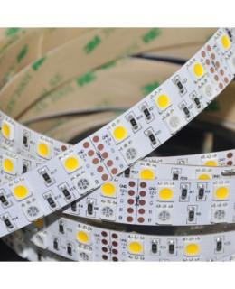 Светодиодная лента 5050 LUX LEDx120x2-SQR-RGBW RGB+Белый 12В, 14,4Вт