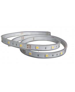 Светодиодная лента 5050 LUX LEDx30x1-SQRII-W Белый 12В, 7.2Вт IP67