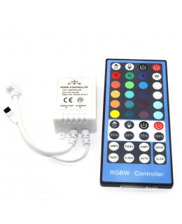 Контроллер RGBW ИК с ПДУ (44кн) led-ir44-rgbw 12В 6А
