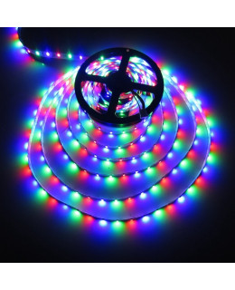 Светодиодная лента 3528х300 RGB IP20