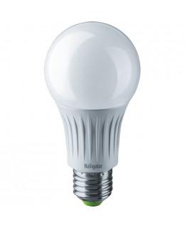 Светодиодная лампа NLL-A60-12-12/24-4K-E27 Navigator