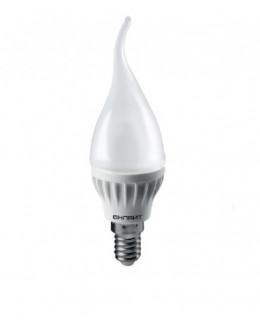 Светодиодная лампа 6Вт свеча 6500К хол. бел. E14 480лм 230В ОНЛАЙТ