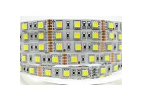 Светодиодная лента 5050 LUX LEDX60X1-SQR-MIX MIX-белый 12В, 14,4Вт