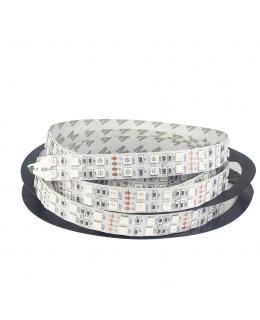 Светодиодная лента 5050 LUX LEDx120x2-SQR-RGB RGB(Мультицвет) 12В, 28.8Вт IP33
