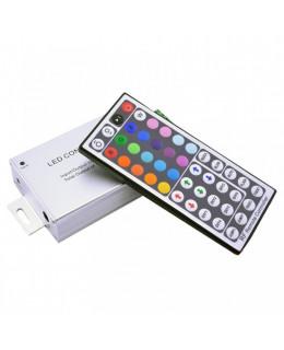 Контроллер RGB ИК с ПДУ (44кн) led-ir44al-rgb 12В 12А