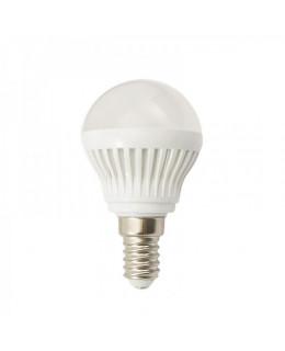 Светодиодная лампа Е14 6Вт Онлайт Белый