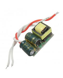 Драйвер для светодиодов 1х3Вт 300мА