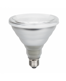 Светодиодная лампа для растений PPG PAR38 Agro 15Вт E27 IP54 Jazzway