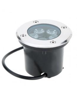 Грунтовый светильник LED 5Вт GR-5w-12vw Белый