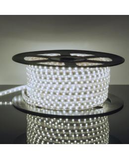 Светодиодная лента 5050 220В 60LED/м IP67 Белый 50м  led-5050-60-220v-wh