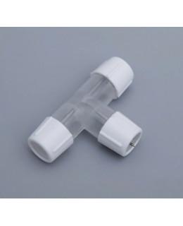 Коннектор для дюралайта 11 мм, 2W, Т - образный, 5шт