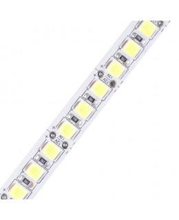 Светодиодная лента 5050 LUX LEDx120x1-SQR-W Белый 12В, 28Вт