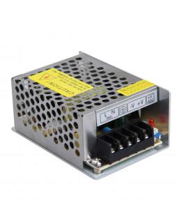Блок питания 12В 36Вт 3А S-36-12 IP33 Металл
