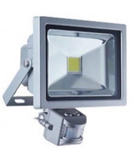 Светодиодный прожектор 20Вт с датчиком движения