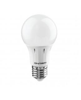 Светодиодная лампа 12Вт грушевидная 4000К белый E27 1000лм 176-264В ОНЛАЙТ