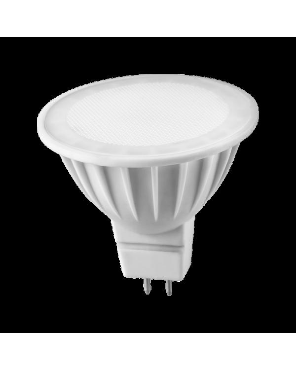 Светодиодная лампа 5Вт 6500К хол. бел. GU5.3 400лм 176-264В ОНЛАЙТ