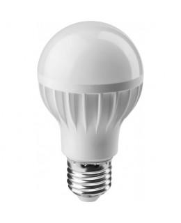 Светодиодная лампа Е27 10Вт Онлайт Белый