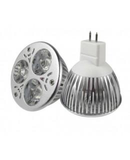 Светодиодная лампа MR16(G5.3) 3Вт 12В
