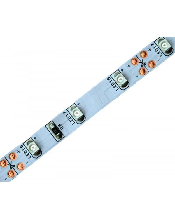 Светодиодная лента 3528 LUX LEDx60x1-SPR-Y Желтый 12В, 4.8Вт