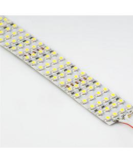 Светодиодная лента 3528х2400 LUX LEDx480х4-spr-w Белый 24В 19Вт/м