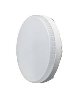 Светодиодная лампа 8Вт таблетка 6500К хол. бел. GX53 640лм 230В ОНЛАЙТ