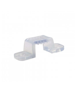 Крепеж для LED ленты 3014/3528 10х7мм