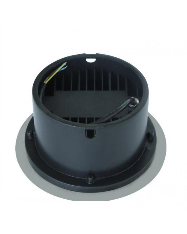 Грунтовый светильник LED 12Вт 220В GR-12w-220vg Зеленый
